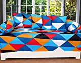 #7: Diwan Set of 8 pieces by ZAIN, Geometrical Design