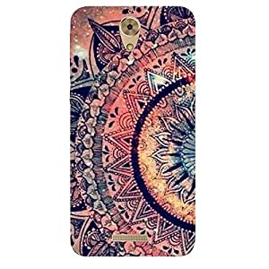 Coolpad Note 3 Plastic Printed Mobile Back Cover