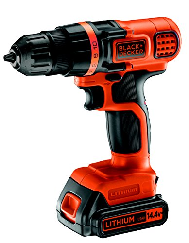Perceuse visseuse BLACK DECKER EGBL14K-QW