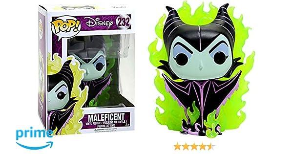 49132e94ebb Funko POP Disney Maleficent  232 Exclusive Vinyl Figure  Amazon.co.uk  Toys    Games
