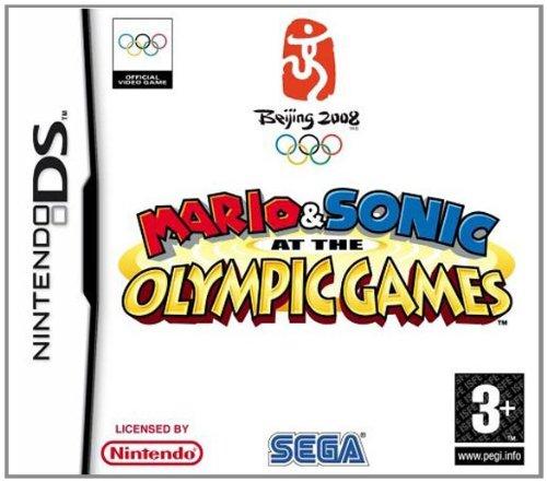 Mario & Sonic en los JUEGOS olicos Nintendo DS (Ds De Juegos Nintendo)