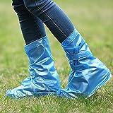 43f6487b7aaaa KaLaiXing reutilizable impermeable al aire libre Protector de lluvia para  cubiertas de zapatos Botas de agua