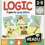 Headu - spel puzzel it20751, meerkleurig