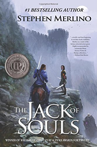 The Jack of Souls: Volume 1 (The Unseen Moon Series)