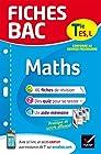 Fiches bac Maths Tle ES, L - Fiches de révision Terminale ES, L
