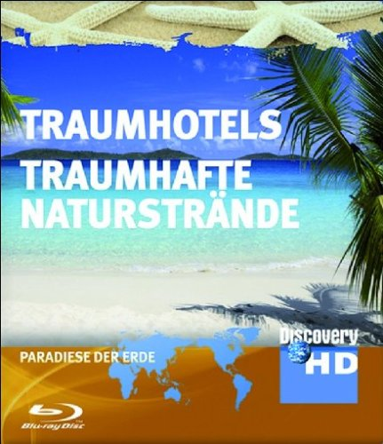 Traumhotels/Traumhafte Natur.. - Discovery HD [Blu-ray]