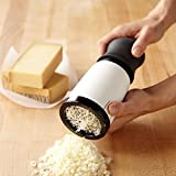 Best Hard Cheese Graters - Saysha Cheese Mill Grater Quickly Grates Hard Cheese Review