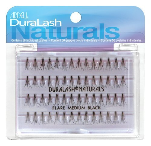 Ardell Duralash Naturals, Flare Medium Black by Ardell
