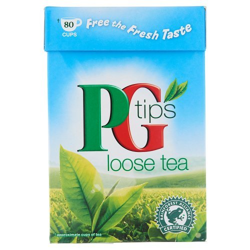 A photograph of PG Tips