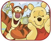 Tendina Parasole Laterale Disney Winnie the Pooh e Tigro 2pz La Tendina Parasole Disney Winnie the Pooh e Tigro ad 1 Ventosa è compatibile con tutte le vetture. Aggancio facile tramite ventose ai finestrini laterali. Confezione contenente 2 t...