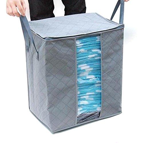 pixnor-65l-pliable-bambou-fibre-de-charbon-de-bois-a-fermeture-a-glissiere-3-couches-vetements-couve
