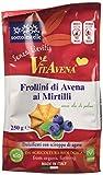 Sottolestelle Frollini di Avena ai Mirtilli - 8 confezioni da 250gr - Totale  2 kg