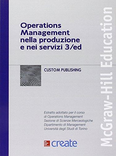 Operations management nel