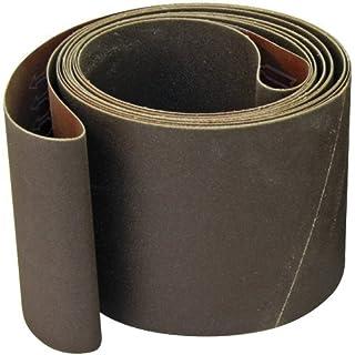 A&H Abrasives 925676, Sanding Belts, Aluminum Oxide, (x-weight), 6x108 Aluminum Oxide 120 Grit Sander Belt by A&H Abrasives