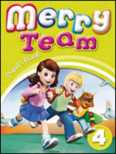 Merry team. Pupil's Book 4. Per la Scuola elementare