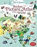 Sticker Picture Atlas of the World: 1 (Sticker Books)