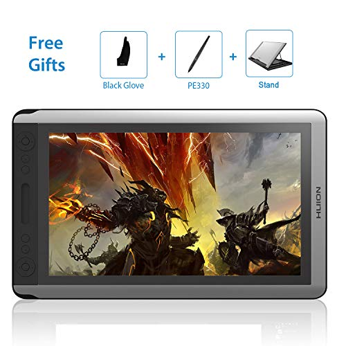 HUION HD Tablette Graphique 15,6' GT-156HD...