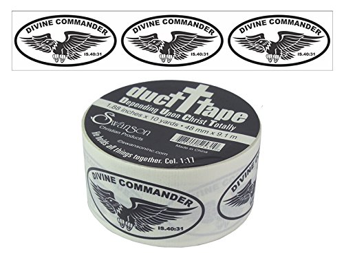 swanson-christian-supply-82769-craft-designer-duct-tape-divine-commander-187-in-x-10-yard-by-swanson