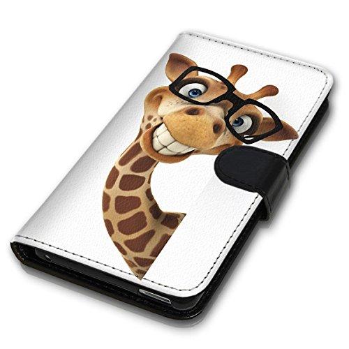 Wallet Book Style Flip Handy Tasche Case Schutz Hülle Schale Motiv Etui für Apple iPhone 6 / 6S - Variante UMV37 Design10 Design 6