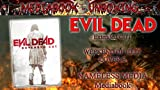 Evil Dead - Extended Cut - Cover E - Mediabook 2-Disc WoH Limited Edition