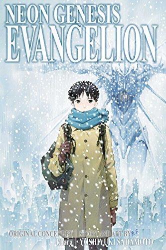 Neon Genesis Evangelion 2-in-1 Edition Volume 5 (Neon Genesis Evangelion 3-in-1 Edition) por Yoshiyuki Sadamoto