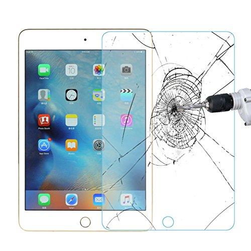 Preisvergleich Produktbild (1 Stück) iPad Mini 4 Hartglas Displayschutz, Abestbox® iPad Mini 4 9H Premium Panzerglas Schutzfolie (Kompatibel für 3D Touch) HD 0.26mm 2.5D Schirmschutz mit Runden Kanten [Lebenslanger Garantie] (for iPad Mini 4 (1 Stück))