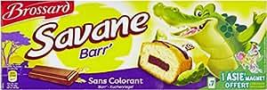 Brossard Savane Pocket Barr' Chocolat 189 g