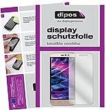 dipos I 2X Schutzfolie klar passend für Medion Life E5006 Folie Bildschirmschutzfolie
