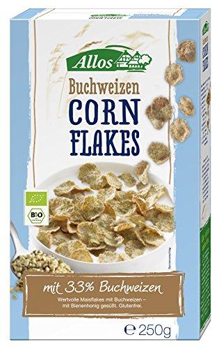 Allos Bio Buchweizen Cornflakes (1 x 250 gr)
