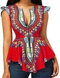 FAMILIZO_Camisetas Mujer Verano Camisetas ❤️S~2XL Sin Mangas Mujer Blusa Mujer Largo Sport Tops