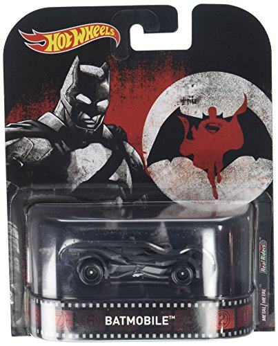 Hot Wheels Batmobile Retro 2017 Nuevos