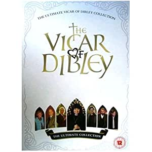 The Vicar of Dibley - The Ultimate Collection [DVD]
