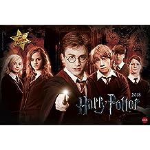 Harry Potter Broschur XL - Kalender 2018