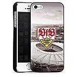 DeinDesign Apple iPhone 5s Hülle Case Handyhülle VfB Stuttgart Fanartikel Stadion