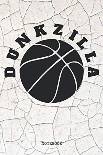 Notebook: Funny I Love Basketball Game Planner / Organizer / Lined Notebook (6