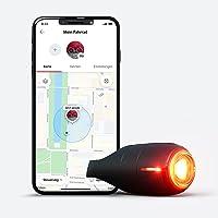 Vodafone Curve Bike Light & GPS Tracker, Fahrrad Brems- Rücklicht, Unfallerkennung, Hilfemeldungen, Diebstahlschutz…