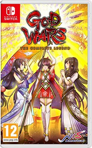 God Wars the Complete Legend - Nintendo Switch [Edizione: Regno Unito]