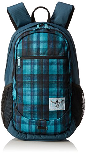 Chiemsee Rucksack Techpack Two Checky Chan Blue, 32 x 14 x 48 cm, 21 Liter