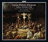 St. Luke Passion, TWV 5:13: Recitative: Doch siehe, die Hand meines Verraters ist mit mir uber Tische (Jesus, Evangelist, Petrus, Chorus)