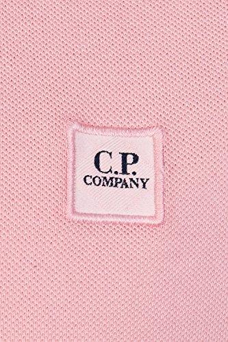 C.P. Company Herren Poloshirt rosa rose XXL Rose
