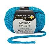 Schachenmayr  Merino Extrafine 40 9807555-00368 capri Handstrickgarn, Schurwolle