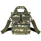 XXIAZHI,Nouveau Crossbody Sacs Armée Fan Sports de plein air Camouflage Sac d'épaule(color:Camouflage dans...