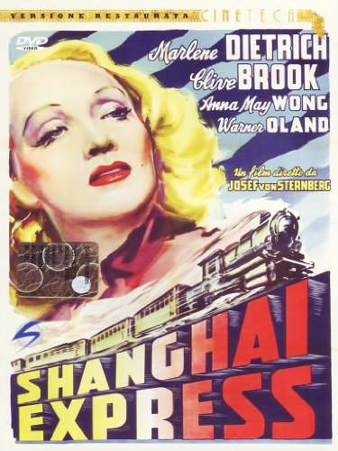 Shanghai express [IT Import]