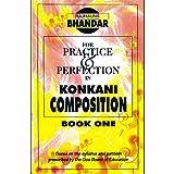 Konkani Composition: Book One (Rajhauns Bhandar)