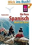 Kauderwelsch, Spanisch für Peru Wort...