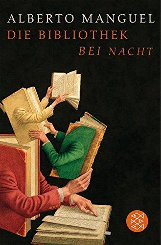 Buchseite und Rezensionen zu 'Die Bibliothek bei Nacht' von Alberto Manguel