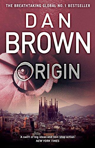 Buchseite und Rezensionen zu 'Origin (2018) (Robert Langdon)' von Dan Brown