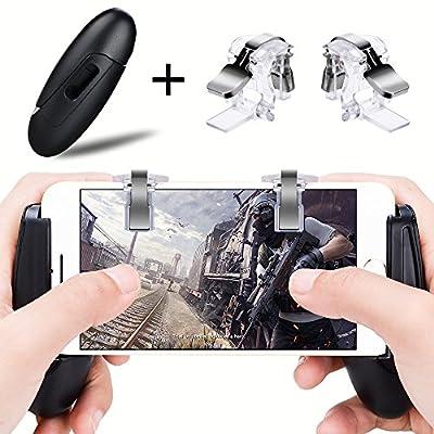 PUBG Mobile Game Controllers Gamepad