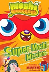 Moshi Monsters: Super Moshi Missions by Richard Dinnick (2012-05-03)