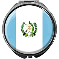 Pillendose/rund/Modell Leony/FLAGGE GUATEMALA preisvergleich bei billige-tabletten.eu